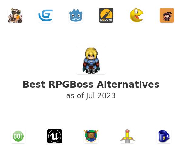 Best RPGBoss Alternatives