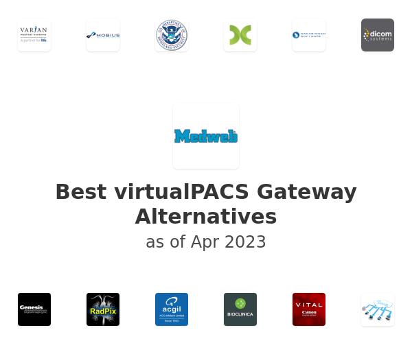Best virtualPACS Gateway Alternatives