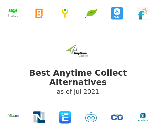 Best Anytime Collect Alternatives