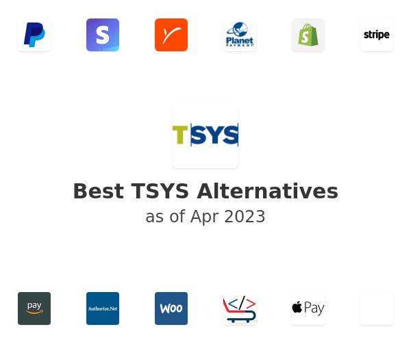 Best TSYS Alternatives