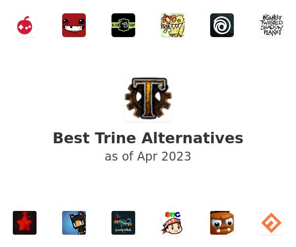 Best Trine Alternatives