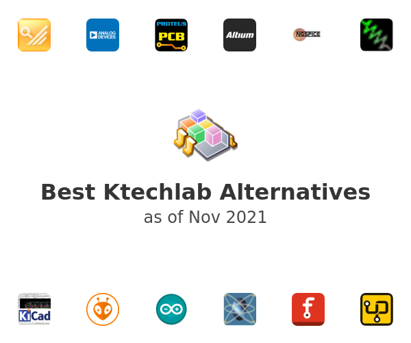 Best Ktechlab Alternatives
