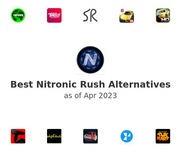 Best Nitronic Rush Alternatives