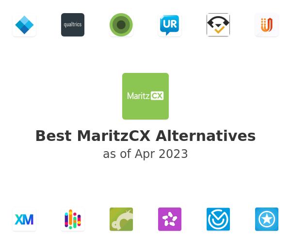 Best MaritzCX Alternatives