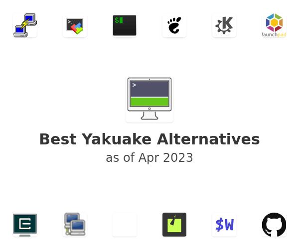 Best Yakuake Alternatives