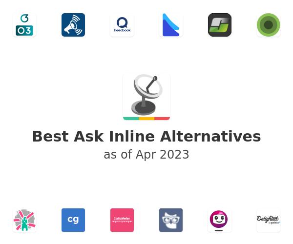 Best Ask Inline Alternatives