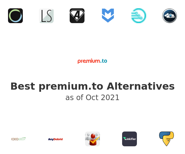 Best premium.to Alternatives