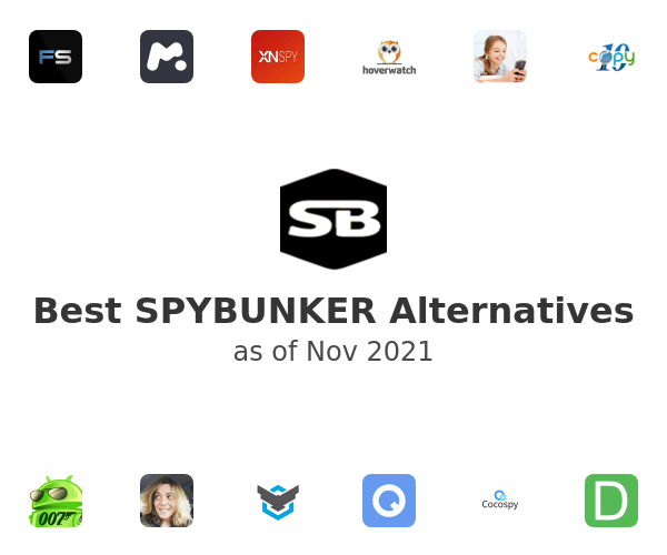 Best SPYBUNKER Alternatives