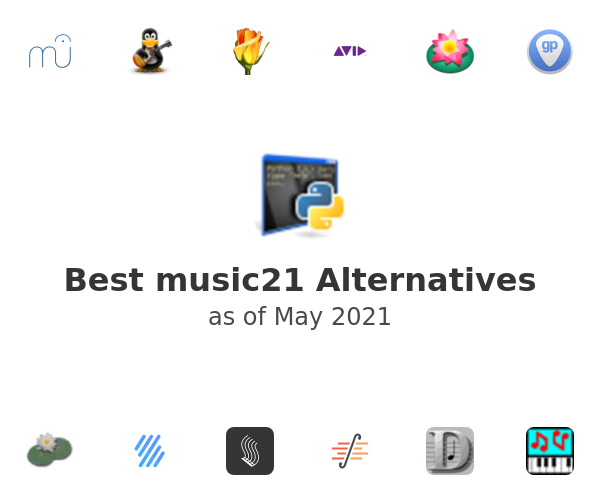 Best music21 Alternatives