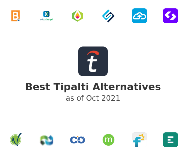 Best Tipalti Alternatives