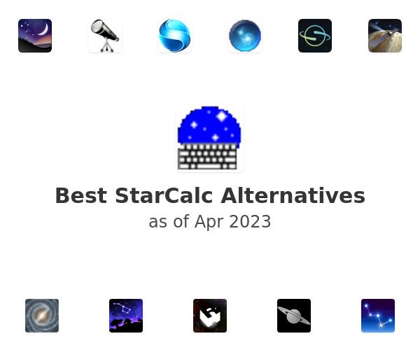 Best StarCalc Alternatives