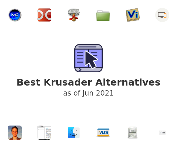 Best Krusader Alternatives