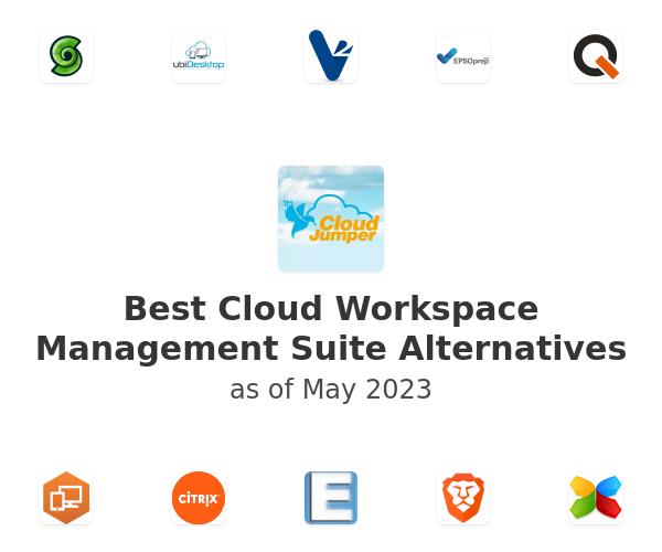 Best Cloud Workspace Management Suite Alternatives