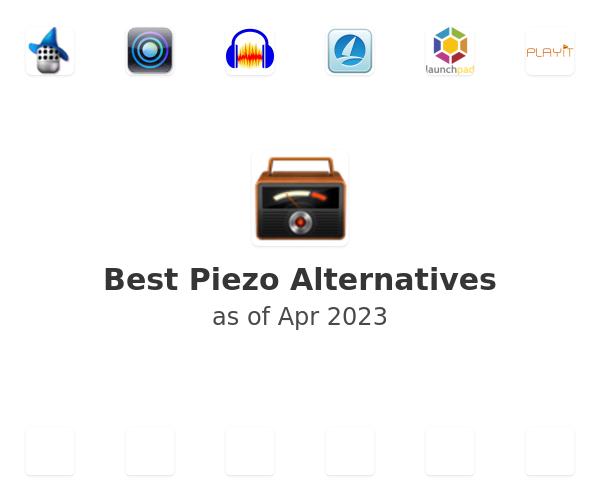 Best Piezo Alternatives