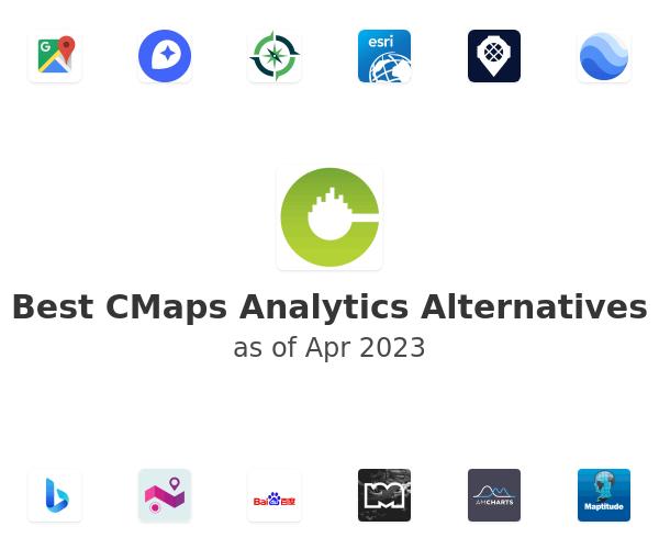 Best CMaps Analytics Alternatives