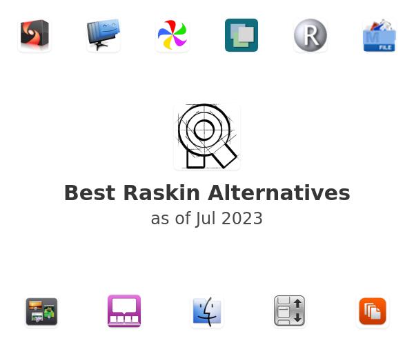 Best Raskin Alternatives