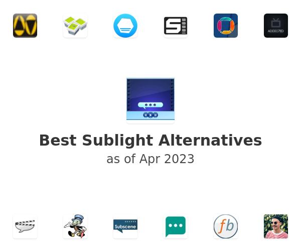 Best Sublight Alternatives