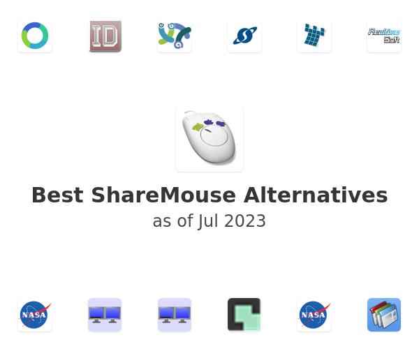 Best ShareMouse Alternatives