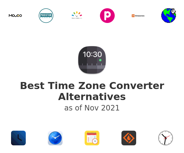 Best Time Zone Converter Alternatives