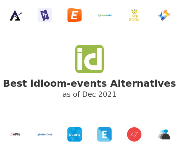 Best idloom-events Alternatives