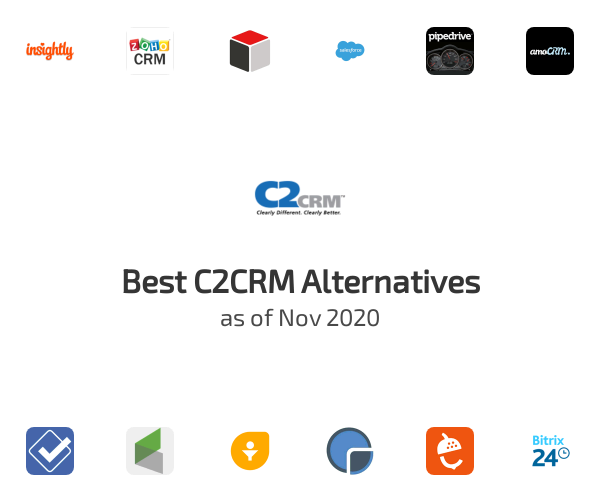 Best C2CRM Alternatives