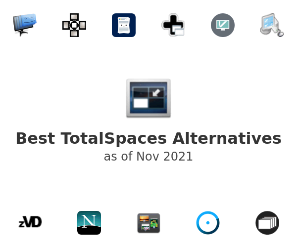 Best TotalSpaces Alternatives