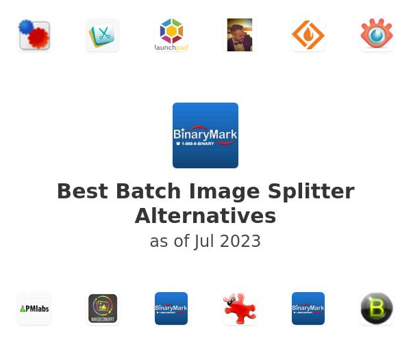 Best Batch Image Splitter Alternatives