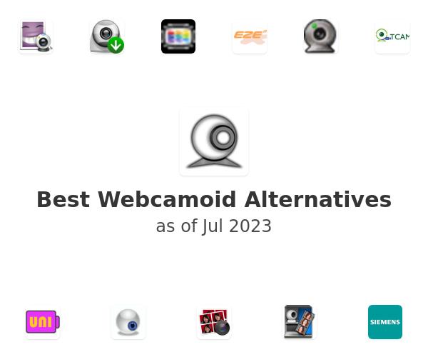 Best Webcamoid Alternatives