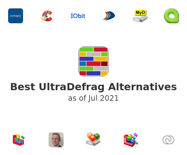 Best UltraDefrag Alternatives