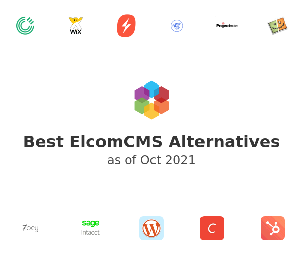 Best ElcomCMS Alternatives