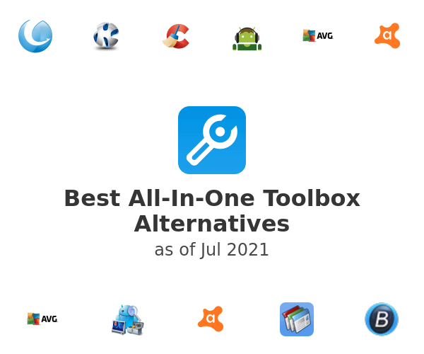 Best All-In-One Toolbox Alternatives