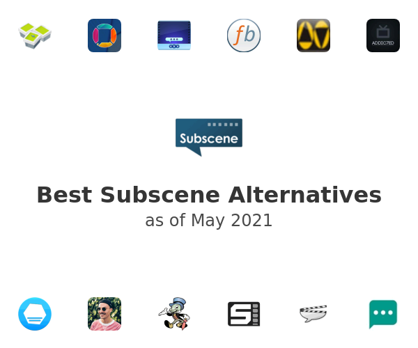 Best Subscene Alternatives