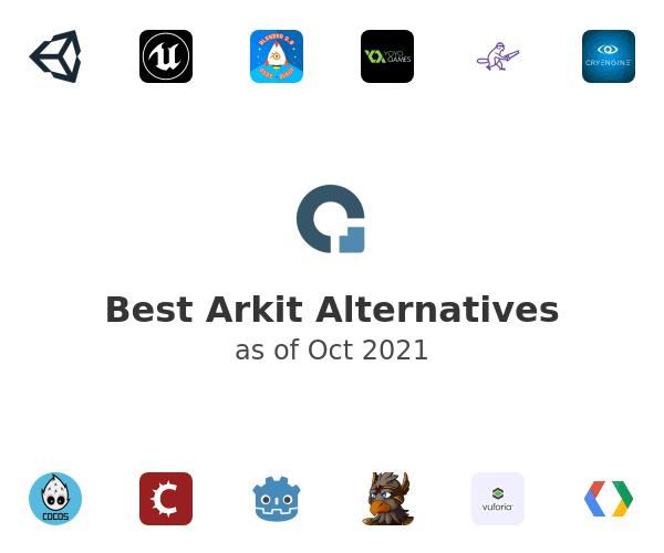 Best Arkit Alternatives