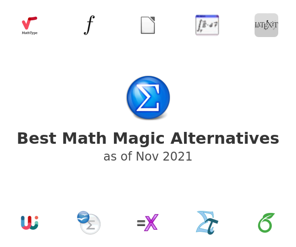 Best Math Magic Alternatives