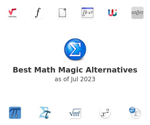Best Math Magic Alternatives