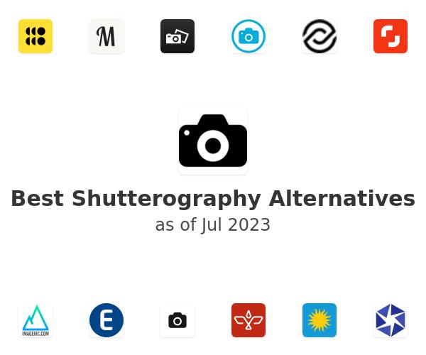 Best Shutterography Alternatives