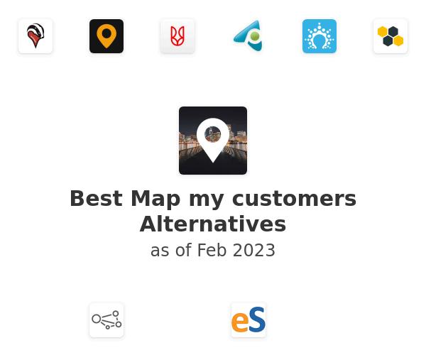 Best Map my customers Alternatives