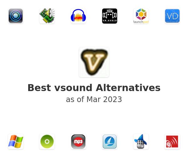Best vsound Alternatives
