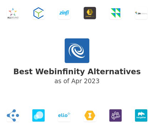 Best Webinfinity Alternatives