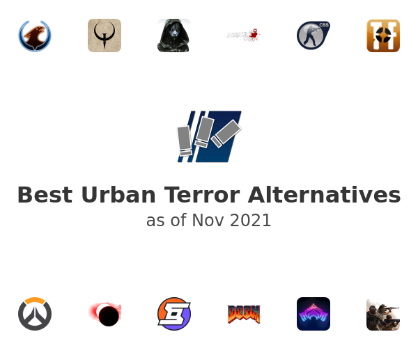 Best Urban Terror Alternatives