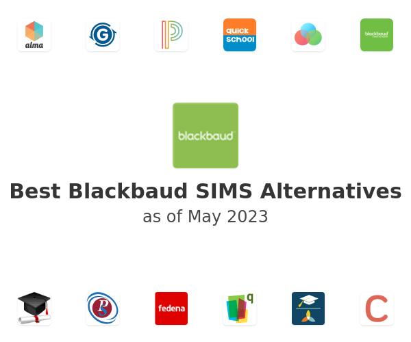 Best Blackbaud SIMS Alternatives
