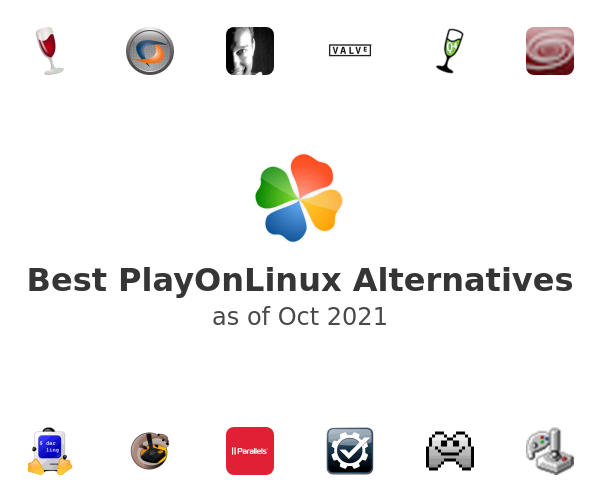 Best PlayOnLinux Alternatives