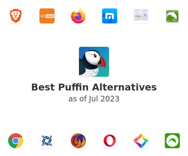 Best Puffin Alternatives