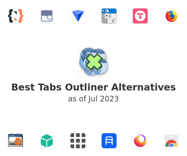 Best Tabs Outliner Alternatives