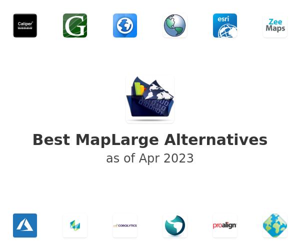 Best MapLarge Alternatives
