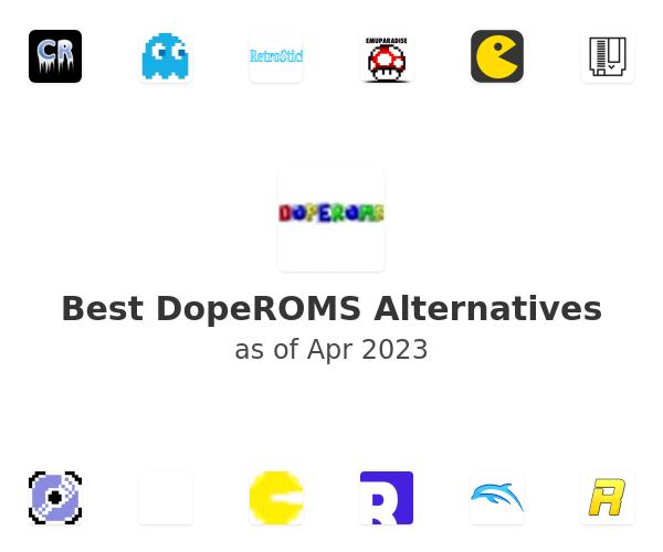 Best DopeROMS Alternatives