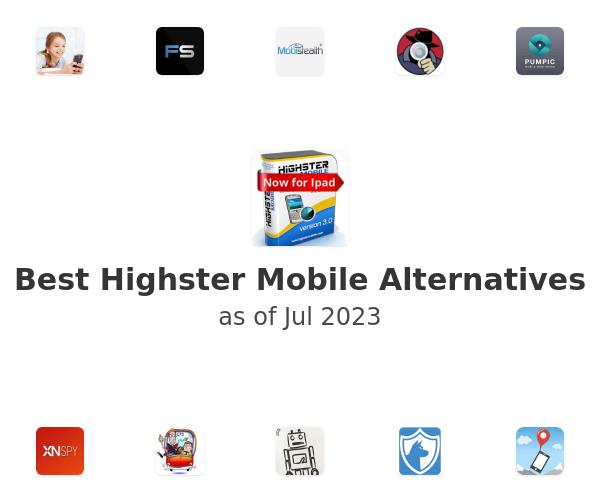 Best Highster Mobile Alternatives