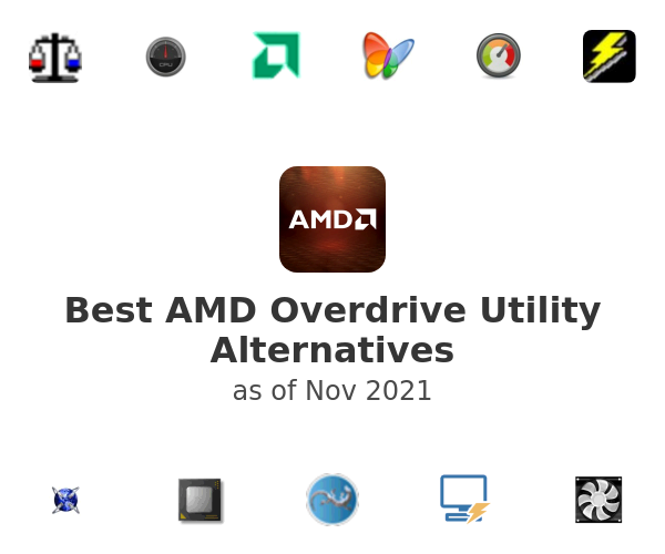 Best AMD Overdrive Utility Alternatives