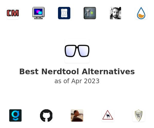 Best Nerdtool Alternatives