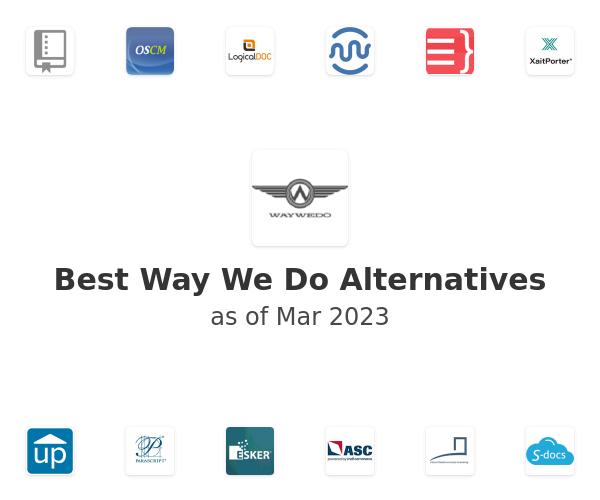 Best Way We Do Alternatives